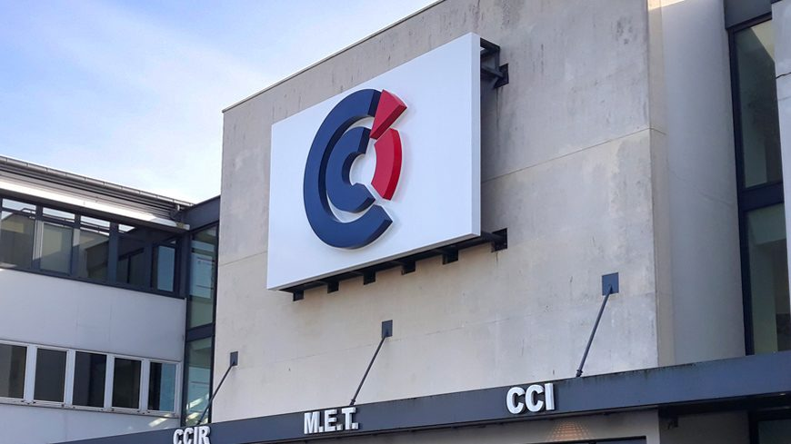 Enseigne CCI