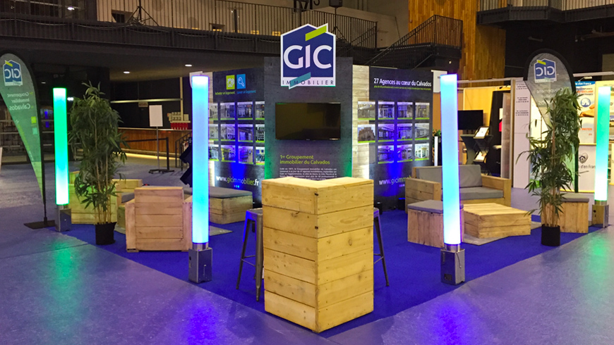 GIC - Salon de l'immobilier