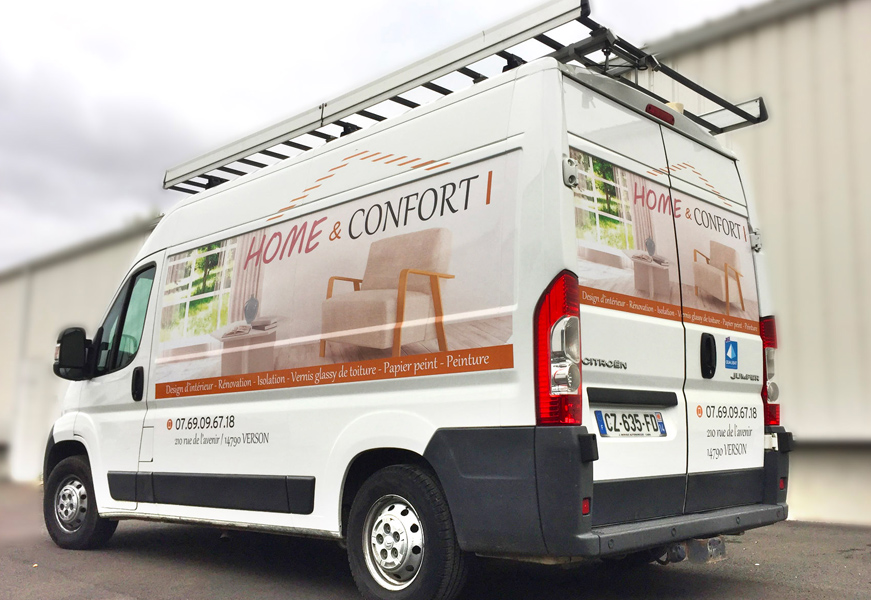Home & Confort - semi-covering
