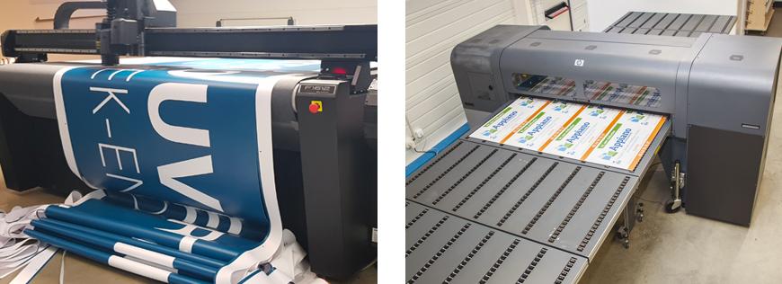 Imprimantes - grands et petits formats