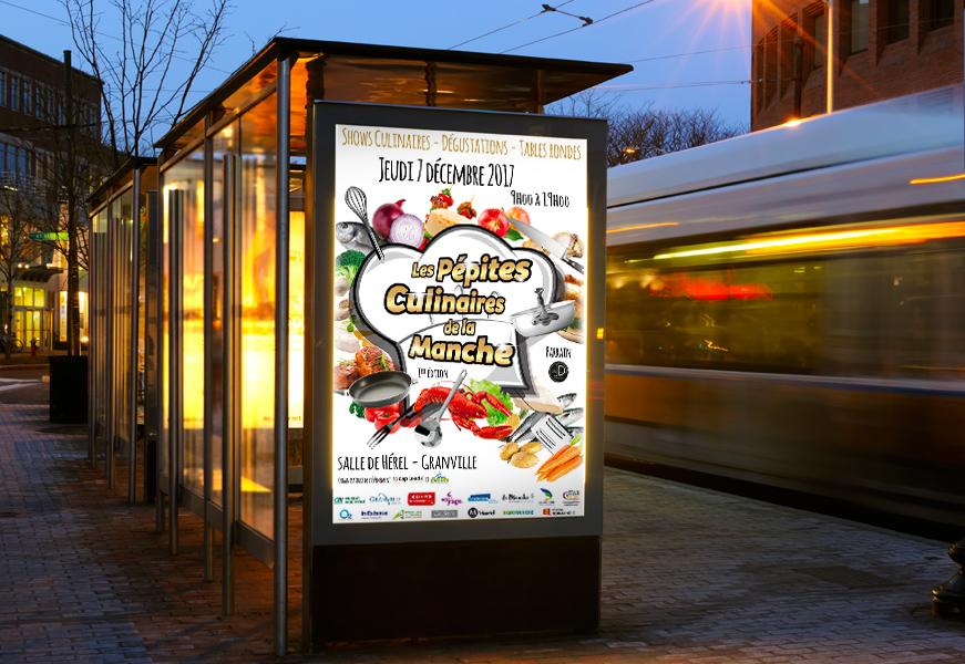 Les pépites Culinaires - Affiche